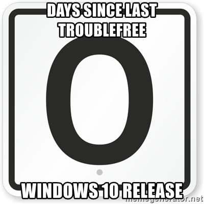Windows 10 Update Channels: You're getting SAAAAAAAC'd – Dam Good Admin
